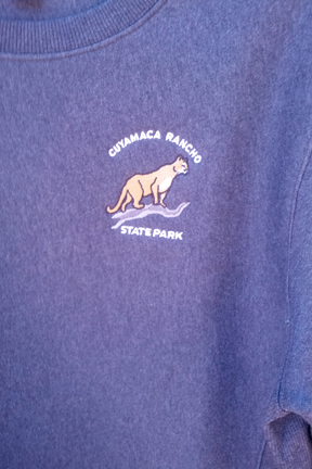 cuyamaca visitor center shirt