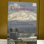 Book: The Cuyamacas